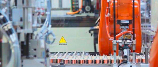 PRÜFREX – Milestone in full automation