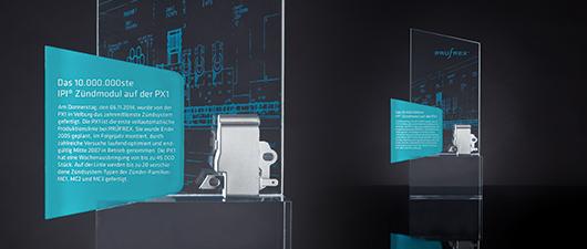 PRÜFREX – 10 million IPI® ignition modules